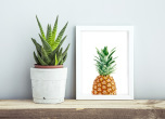 Poster Ananas