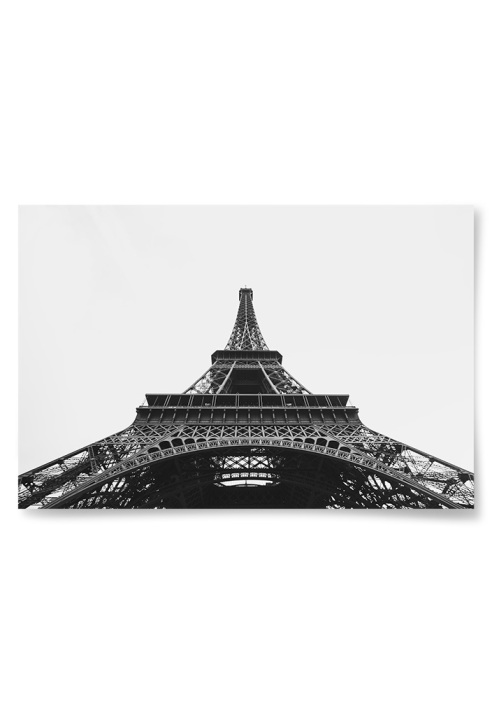 Poster Eiffeltornet