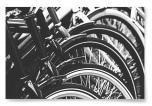 Poster Cyklar Konstfoto