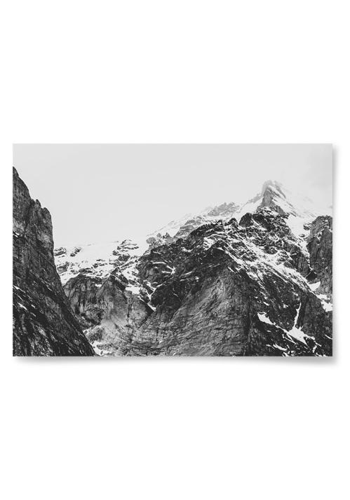 Poster Berg