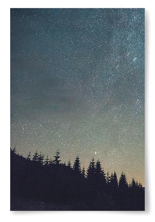 Poster Stjärnklart