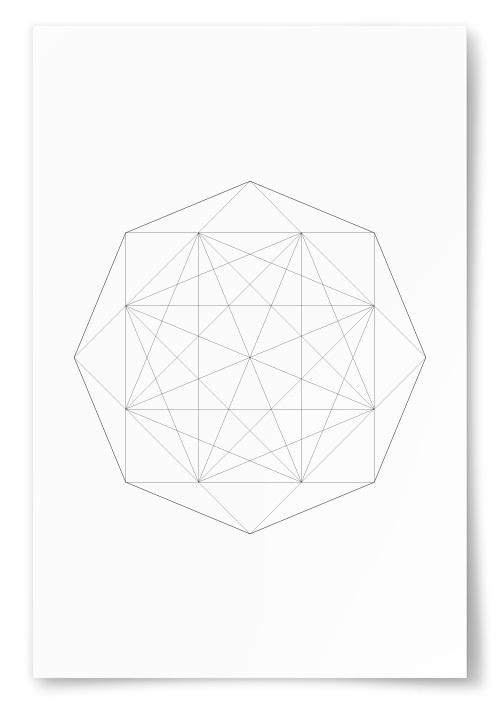 Poster Oktogon
