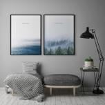 """Poster """"calmness"""""""