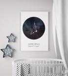 Poster Stjärntecken Stenbocken