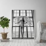 Poster Kvinnlig Ängel