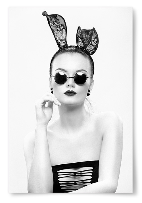 Poster Bunny Ears