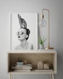 Poster Bunny Girl