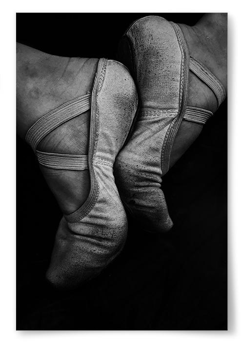 Poster Balettskor