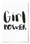 """Poster """"Girl Power"""""""