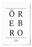 Poster Örebro