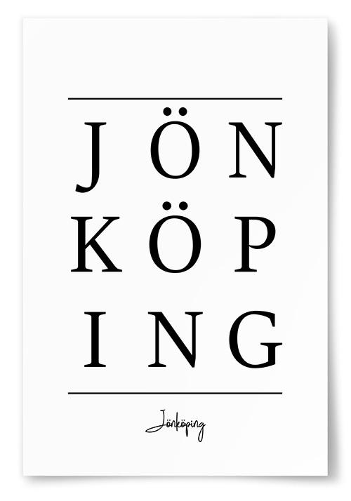 Poster Jönköping
