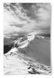 Poster Snöiga Berg
