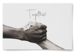 "Poster ""Together"""