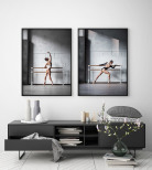 Poster Ballerina Dansar No.2