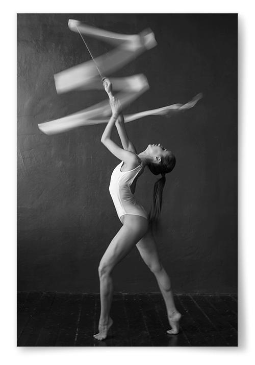 Poster Gymnastikband
