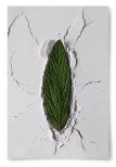 Poster Löv Avtryck No1