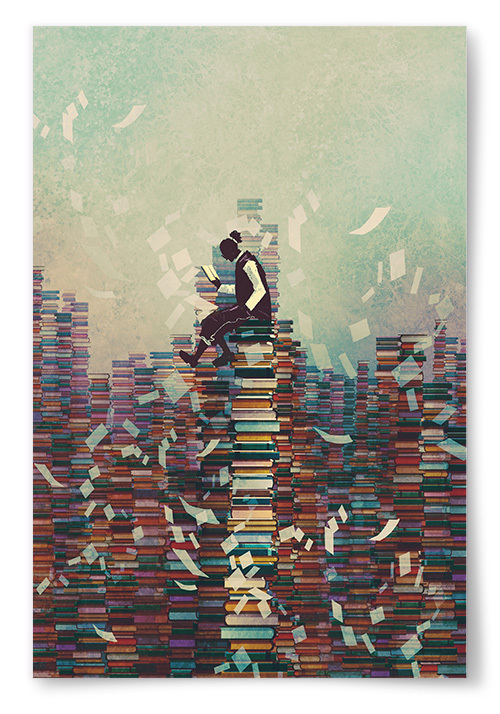 Poster Konstig Konst No2