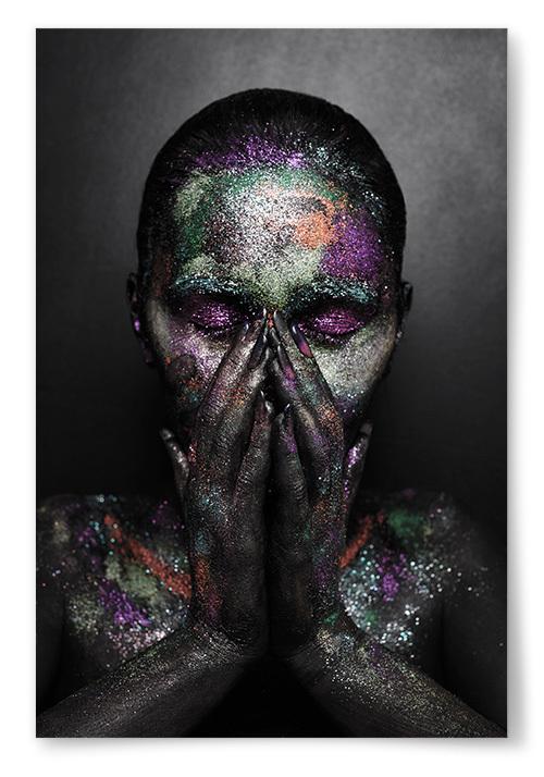 Poster Glitter No1