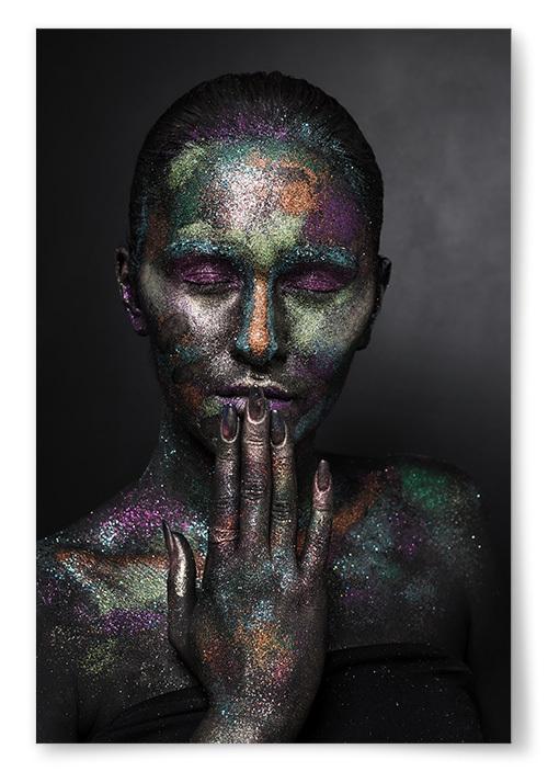 Poster Glitter No2