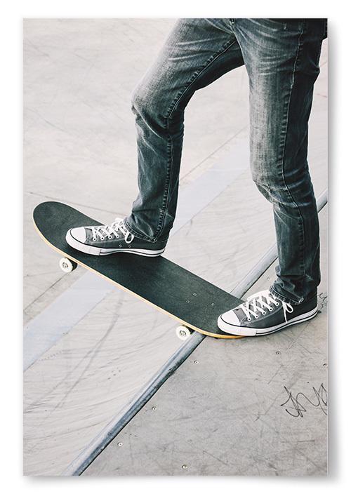 Poster Skateboard