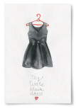 Poster My Little Black Dress