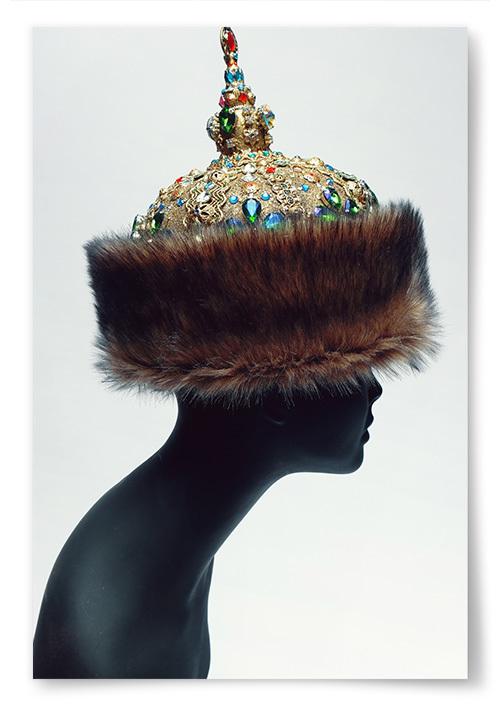 Poster Kunglig Hatt