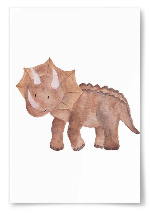 Poster Dinosaurie Jumbo