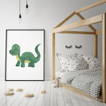 Poster Dinosaurie Kindy