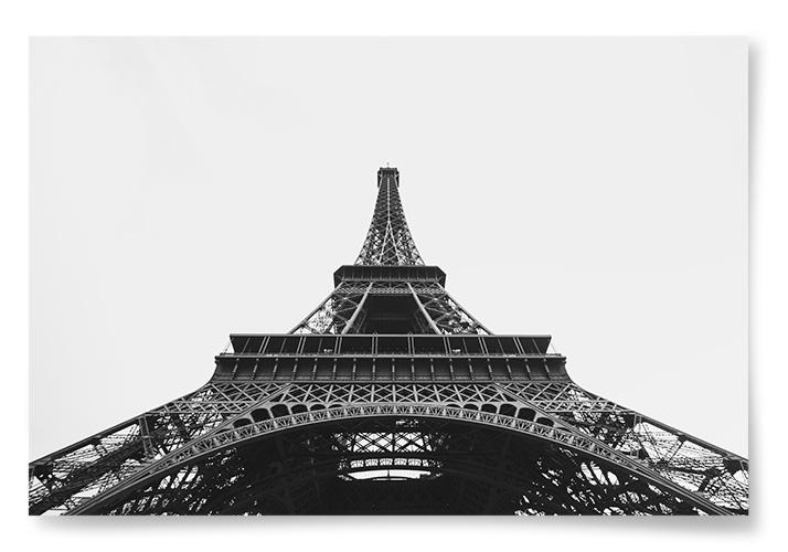 Poster - Eiffeltornet - 50x70 thumbnail