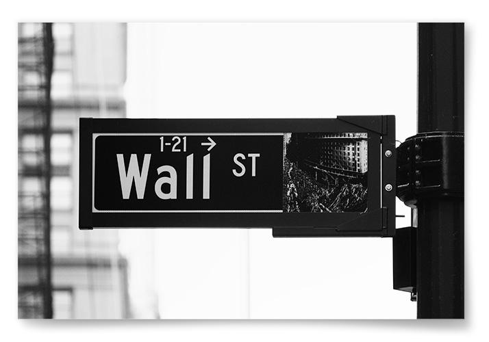 Poster - Wall Street - 61x91 thumbnail